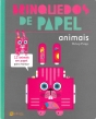 Brinquedos de papel - Animais