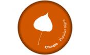 Crachá 45mm: Choupo